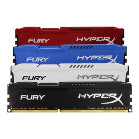 Memoria Kingston Hyperx Fury Ddr3 8gb 1866 Pc Gamer Desktop
