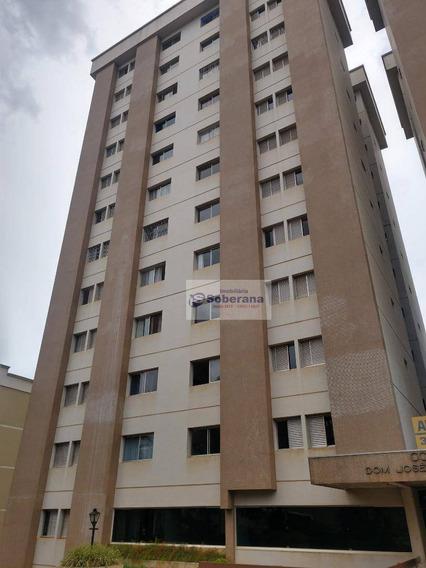 Apartamento Com 2 Dormitórios Para Alugar, 80 M² Por R$ 750/mês - Vila Industrial - Campinas/sp - Ap5619
