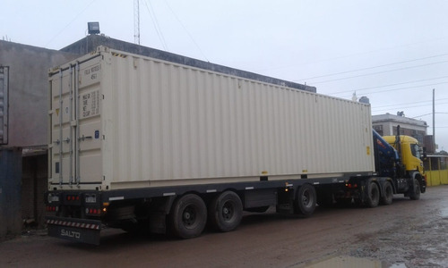 Containers Marítimos Contenedores Usados Nacionalizados Bs92