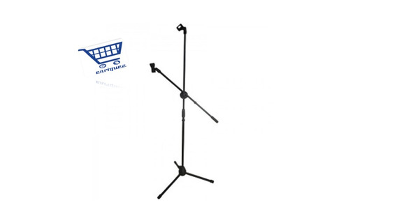 Soporte Para Micrófonos Universal Ajustable