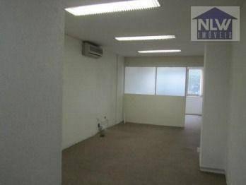 Imagem 1 de 4 de Sala Para Alugar, 38 M² Por R$ 2.000,00/mês - Pinheiros - São Paulo/sp - Sa0110