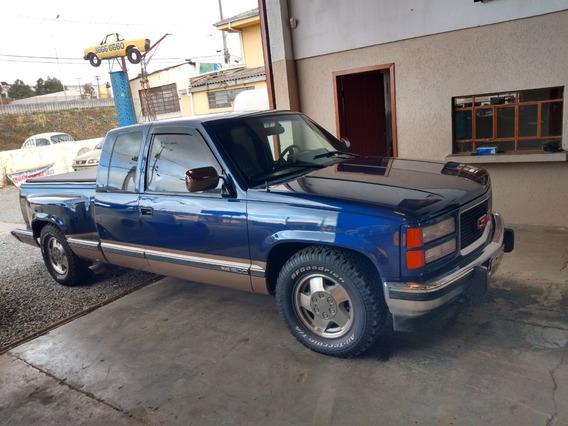 Gmc Sierra 4x4 V8 Turbo Diesel Cabine Estendida Silverado