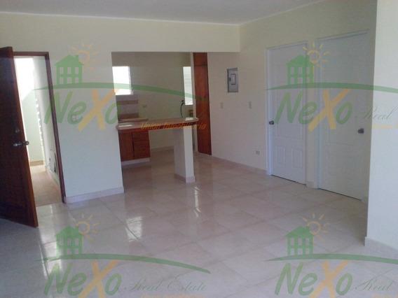 Apartamentos De Oportunidad Económicos Santiago (tra-113)