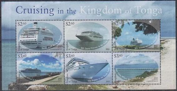 Barcos Cruceros - Tonga - Hojita Mint