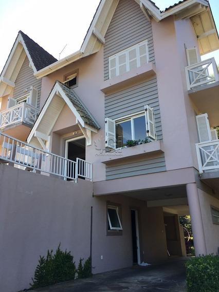 Casa Em Condominio - Lagos De Gramado - Ref: 3116 - V-gi3122