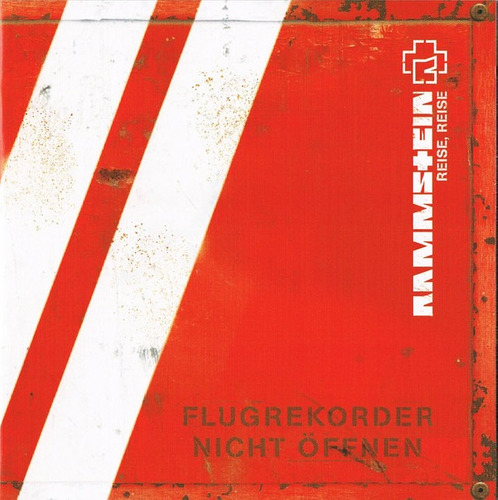 Rammstein  Reise, Reise Cd Nuevo Y Sellado Musicovinyl