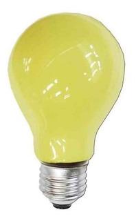 Lámpara Color Led Bulbo E27 5w Rojo-verde-azul-amarillo