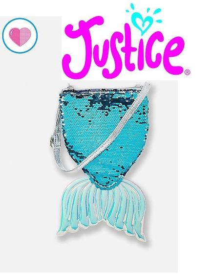 Bolso Sirena Con Lentejuelas Reversibles Justice