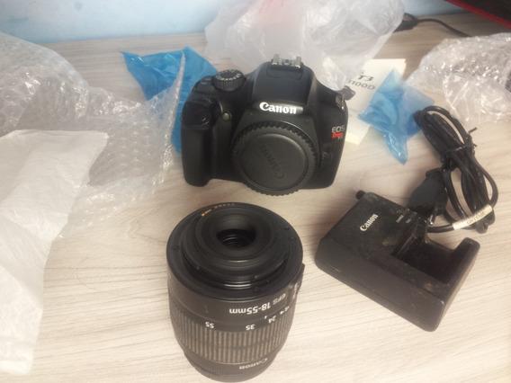 Canon T3 Usada Excelente Estado
