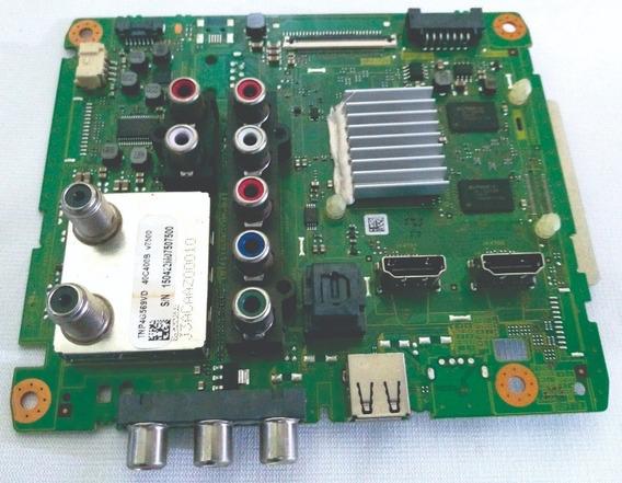 Placa Principal Tv Panasonic Tc-40c400b Tnp4g569vd V7500