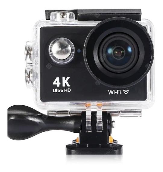 Câmera 4k Wifi Ultra Hd