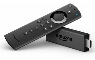 Amazon Fire Tv Stick Alexa Voz Remoto Hdmi 2da Generacion
