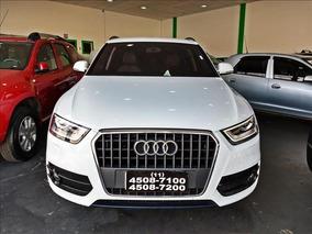 Audi Q3 2.0 Tfsi Ambiente Quattro 170cv Gasolina 4p Tiptroni