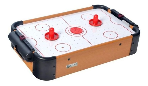 Mesa De Hockey Mini Mesa Branca Infantil Winmax