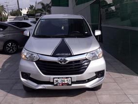 Toyota Avanza Std 2016 Certificada