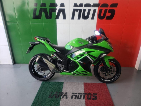 Kawasaki Ninja 300 Abs, 2014 Ediçao Especial, Financiamos