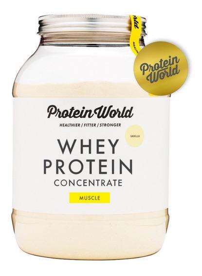 Whey Protein 900gr Sabor Vainilla Protein World