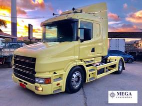 Scania 124 360 Vc - Raridade