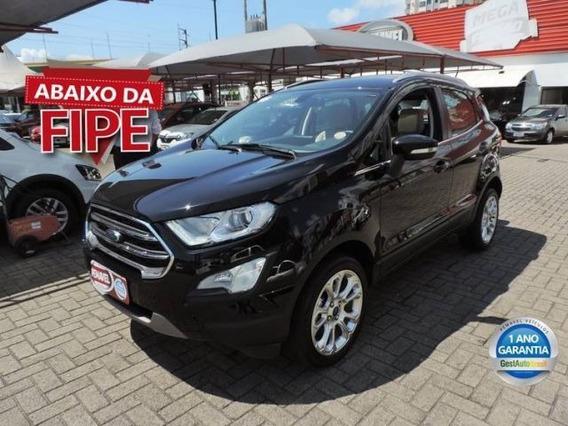 Ford Ecosport Titanium 2.0 16v Flex, Qdo9587