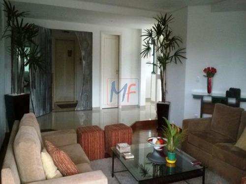 Imagem 1 de 15 de Lindo Apartamento Localização Privilegiada Com Vista Para Horto Florestal ! - 3976