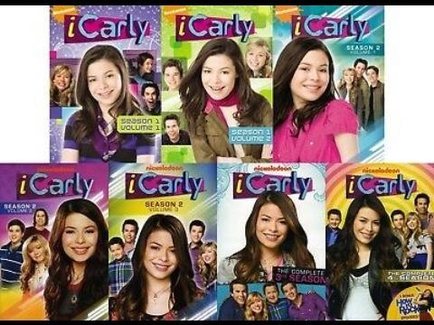 I Carly Serie Completa Mega