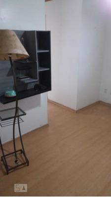 Apartamento Para Aluguel - Humaitá, 2 Quartos, 48 - 893048285