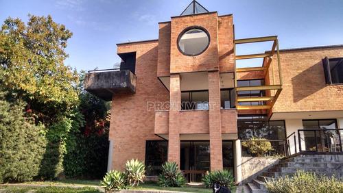 Casa Residencial À Venda, Palos Verdes, Cotia. - Ca15132