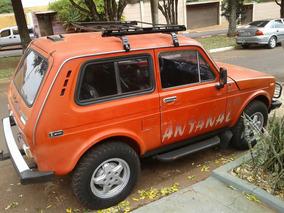 Lada Niva 1.6 Pantanal 3p 1991 Carros E Caminhonetes