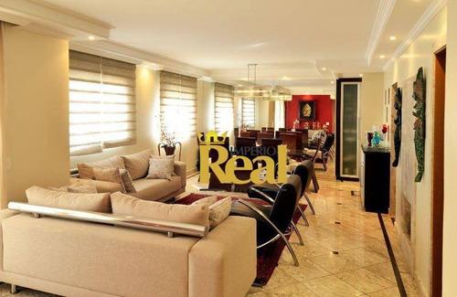Apartamento À Venda, 190 M² Por R$ 2.550.000,00 - Perdizes - São Paulo/sp - Ap6259