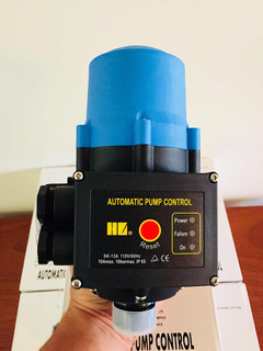 Press-control Sensor De Flujo Y Presión 110 Voltios. Dps-4 .
