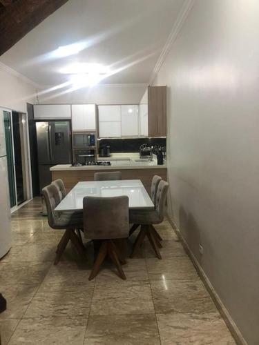 Imagem 1 de 15 de Sobrado Para Venda Por R$850.000,00 Com 220m², 3 Dormitórios, 3 Suites E 2 Vagas - São Miguel Paulista, São Paulo / Sp - Bdi35758