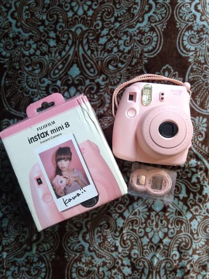 Câmera Instax Mini 8 Instantânea (usada)