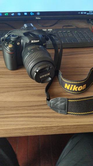 Câmera Nikon D5000 Leia Descrição