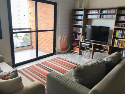 Apartamento De Alto Padrão Para Venda No Bairro Vila Prudente, 3 Dormitórios Sendo 1 Suíte, 2 Vagas, 135 Metros. - 5825