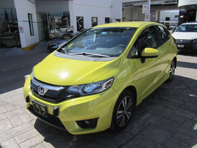 Honda Fit Hit Amarillo 2016