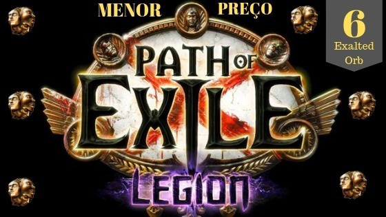Exalted Orb - Path Of Exile Pc - Legion