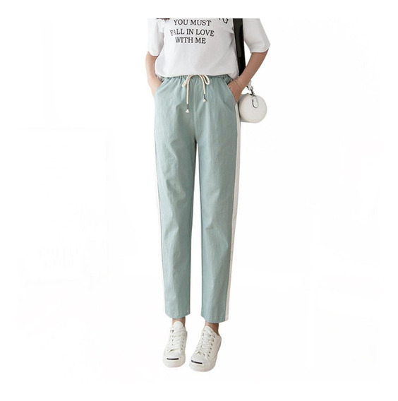 Ropa Mujer Pantalones Verdes Menta Mercadolibre Com Mx