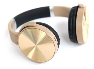 Auriculares Bluetooth Sd Inala Flaber, Dorado