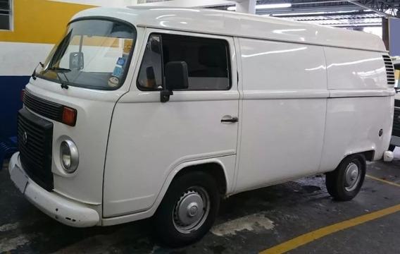Volkswagen Kombi Ano 2009 Flex