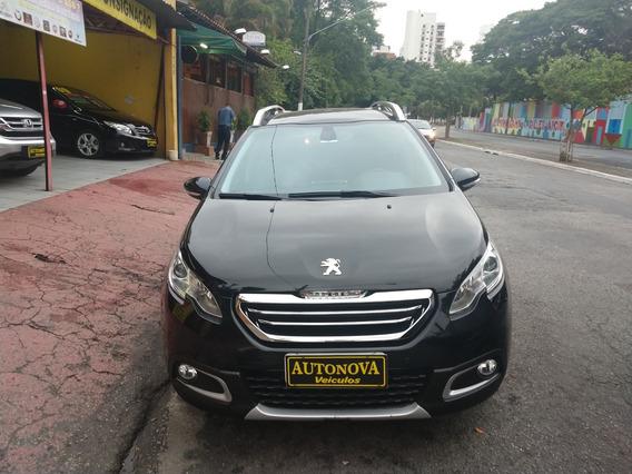 Peugeot 2008 Aut Flex U.dona Teto Bx Km =0km Raridade Nova