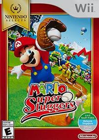 Nintendo Selecciona: Mario Super Sluggers