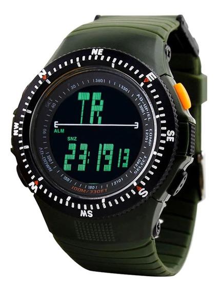 Relógio Skmei Tático - Quartzo Ocasion