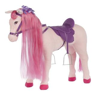 Caballo Pony Rosa Para Niñas Para Navidad Original