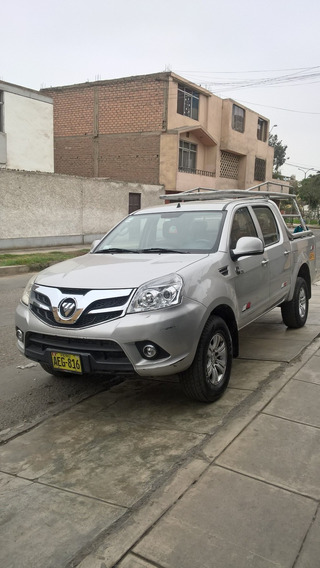 Foton Tunland Pick Up 2014 . 4x2 Full