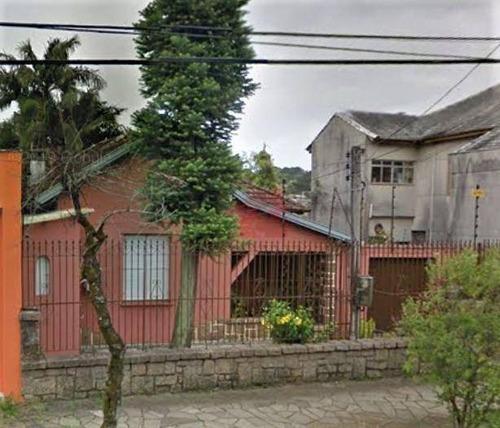 Casa De 4 Dormitórios Com Garagem E Pátio À Venda No Bairro Teresópolis - Santa Tereza - Porto Alegre/rs - Ca0484