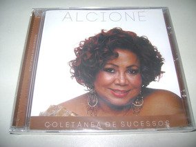 Cd Alcione Coletânea De Sucessos ! Original !