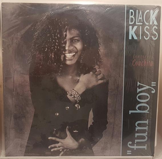 Lp - Black Kiss - Fun Boy