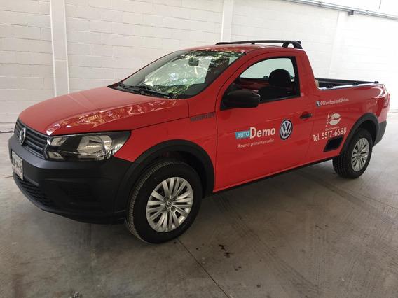 Volkswagen Saveiro Robust 2019