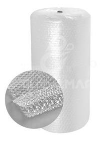 Bobina Plástico Bolha 1,30 X 100m Para Proteção - Oferta