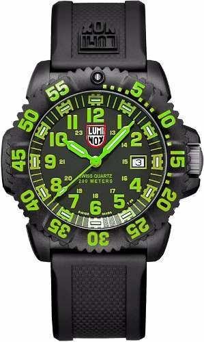 Relógio Luminox Navy Seal Colormark A.3067 Verde